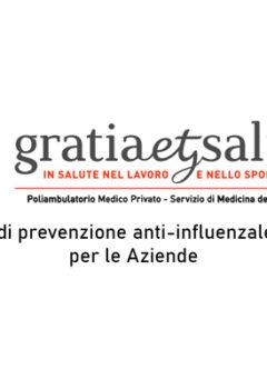 Aggiornamento sulla Campagna di prevenzione anti-influenzale 2020-2021