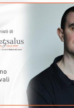 I professionisti di Gratia et Salus: il dott. Stefano Carnevali