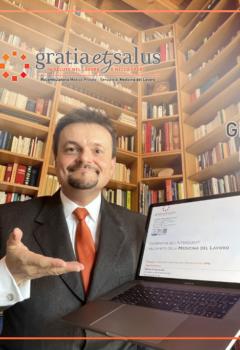 I professionisti di Gratia et Salus: il Data Protection Officer Giampietro Peghetti