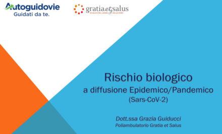 Corsi di formazione, da Gratia et Salus un quadro completo sul Sars-CoV-2