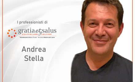 I professionisti di Gratia et Salus: Andrea Stella