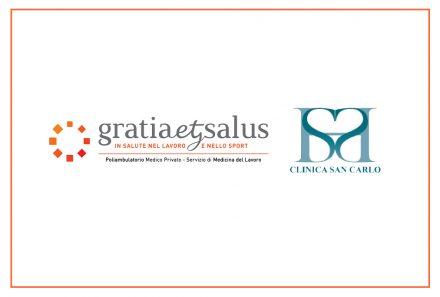 Gratia et Salus e la clinica milanese San Carlo insieme per il benessere dei lavoratori